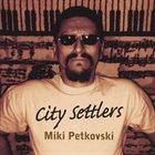 MIKI PETKOVSKI City Settlers album cover