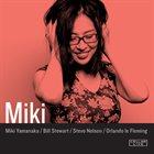 MIKI YAMANAKA Niki album cover