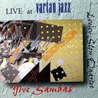 MILCHO LEVIEV Live at Vartans Jazz album cover