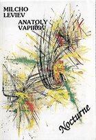 MILCHO LEVIEV Milcho Leviev, Anatoly Vapirov : Nocturne album cover