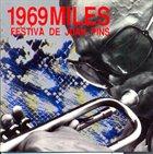MILES DAVIS 1969 Miles - Festiva De Juan Pins album cover
