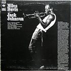 MILES DAVIS A Tribute to Jack Johnson album cover