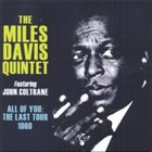 MILES DAVIS All of You: The Last Tour 1960 album cover