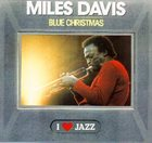 MILES DAVIS Blue Christmas album cover
