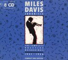 MILES DAVIS Chronicle: The Complete Prestige Recordings 1951-1956 album cover