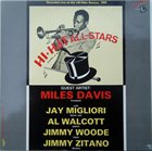 MILES DAVIS Hi-Hat All-Stars (aka  Live at the Hi-Hat, Boston) album cover