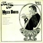 MILES DAVIS Hooray for Miles Davis, Vol. 1 album cover