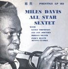 MILES DAVIS Miles Davis All Star Sextet (aka Walkin') Album Cover