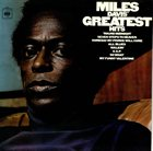 MILES DAVIS Miles Davis' Greatest Hits album cover