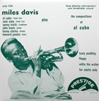 MILES DAVIS Miles Davis Plays the Compositions of Al Cohn album cover