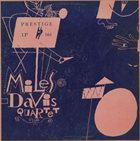 MILES DAVIS Miles Davis Quartet album cover