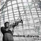 MILES DAVIS Miles Davis, Vol. 3 album cover