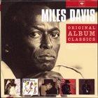 MILES DAVIS Original Album Classics album cover