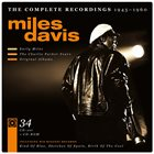 MILES DAVIS The Complete Recordings (1945-1960) album cover