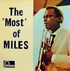 MILES DAVIS The 'Most' Of Miles album cover