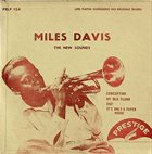 MILES DAVIS The New Sounds of Miles Davis (aka Miles Davis Group) album cover