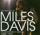 MILES DAVIS The Very Best of Miles Davis: The Warner Bros Sessions 1985-1991 album cover