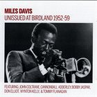 MILES DAVIS Unissued at Birdland 1952-1959 album cover