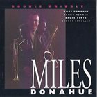 MILES DONAHUE Double Dribble album cover