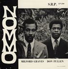 MILFORD GRAVES Nommo (In Concert At Yale University - Vol. 2) album cover