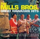 THE MILLS BROTHERS Great Hawaiian Hits album cover