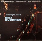 MILT BUCKNER Midnight Mood album cover