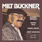 MILT BUCKNER Milt Buckner album cover