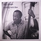 MILT HINTON Bassically With Blue album cover