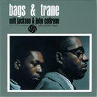 MILT JACKSON Bags & Trane album cover
