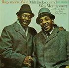 MILT JACKSON Bags Meets Wes! album cover