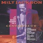 MILT JACKSON Centerpiece: At the Kosei Nenkin, Volume 2 album cover