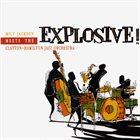 MILT JACKSON Explosive! album cover