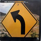MILT JACKSON Goodbye album cover