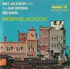 MILT JACKSON Memphis Jackson album cover