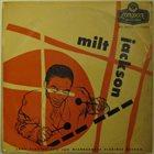 MILT JACKSON Milt Jackson (1955) album cover