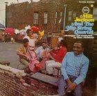 MILT JACKSON Milt Jackson And The Hip String Quartet album cover