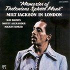 MILT JACKSON Milt Jackson In London
