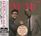 MILT JACKSON Milt Jackson Plays With Ichiro Masuda Quartet : M&M (aka M&M Lillie) album cover
