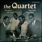 MILT JACKSON The Quartet album cover