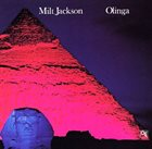 MILT JACKSON Olinga album cover