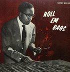 MILT JACKSON Roll 'Em Bags album cover