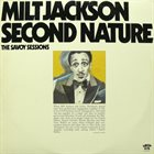 MILT JACKSON Second Nature album cover