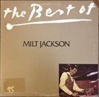 MILT JACKSON The Best of Milt Jackson album cover