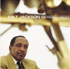 MILT JACKSON The Prophet Speaks album cover