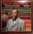 MILT JACKSON Wizard Of The Vibes (1972) album cover