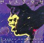 MILTON NASCIMENTO A Barca Dos Amantes album cover