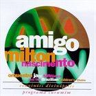MILTON NASCIMENTO Amigo album cover