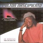 MILTON NASCIMENTO Novo Millennium: Milton Nascimento album cover