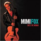 MIMI FOX She's the Woman album cover