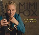 MIMI FOX Standards, Old & New (Solo Guitar) album cover